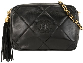 Chanel Pre Owned 1985-1993 Tassel Camera Bag