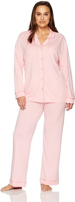 Cosabella Women's Size Bella Plus L/s Pant Pj Set