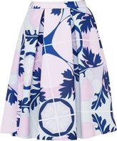 Ted Baker Jaimeeh Marina Mosaic pleated skirt