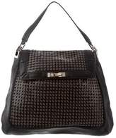 Anya Hindmarch Bowery Leather Shoulder Bag