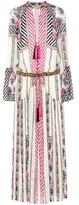 Etro Printed silk kaftan dress