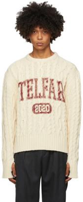 Telfar Off-White Thumbhole Sweater