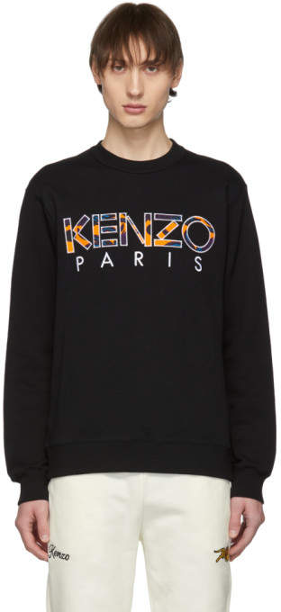 00acb28a3 Kenzo Black Men's Fashion - ShopStyle