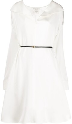 Bottega Veneta Belted Shirt Dress