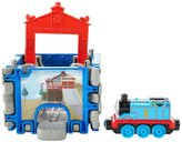 Fisher-Price Thomas & Friends Take-n-Play THOMAS AT THE RESCUE CENTER Train