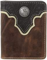 Ariat Men's Top Concho Overlay Bifold