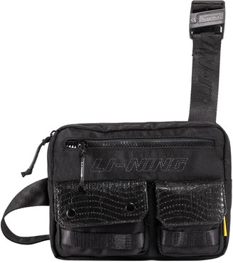 Li-Ning Pocket-Detailed Belt Bag