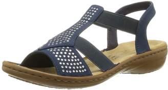 Rieker 608Y2/14 Women's Sandals