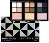 Maybelline Midnight in the Park Eye and Face Palette