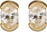 Tate Women's Oval Stud Earrings