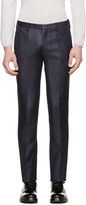 Paul Smith Navy Suit Trousers