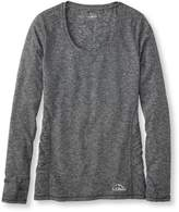 L.L. Bean Essential Performance Top, Long-Sleeve
