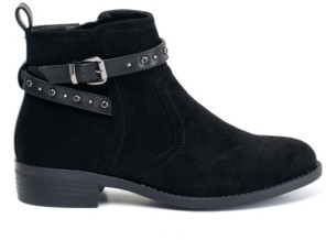 Gc Shoes Cassidy Buckle Strap Ankle Boot Women's Shoes