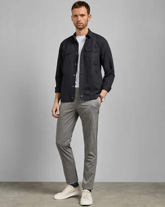 Ted Baker RHYNO Linen shirt