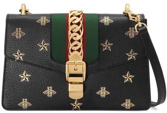 Gucci Sylvie Bee Star small shoulder bag