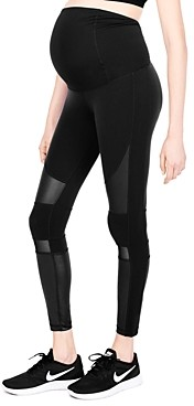 Ingrid & Isabel Maternity Active Moto Leggings
