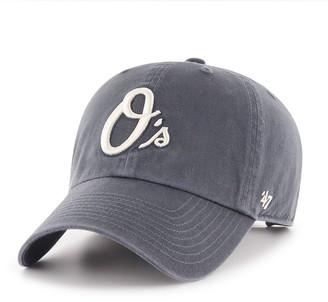 '47 Men's Baltimore Orioles Clean Up Cap