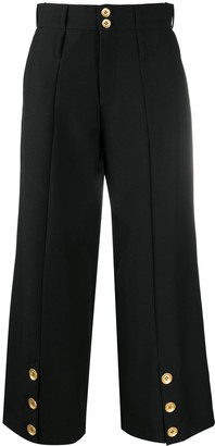 Ports 1961 Button-Detail Trousers
