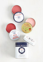 Rosebud Perfume Co. Salve the Day Lip Balm Set in Lavish