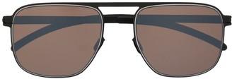 Mykita Eli square-frame sunglasses