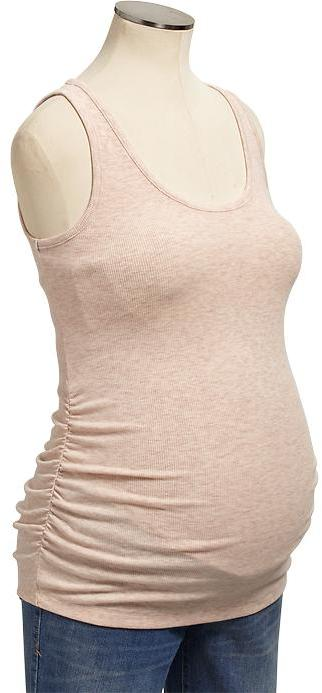 Old Navy Maternity Rib-Knit Tanks