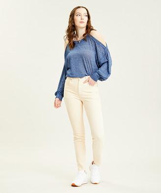 Free People Women's Casual Pants PEARL - Pearl Velvet Skinny Jeans - Women