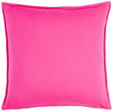 Lisa Perry Jersey Pillow-PINK