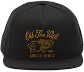 Vans Authentic Snapback Hat