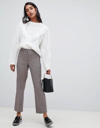 Vila Check Tailored Pant