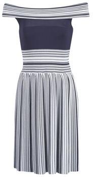 Smash Wear GENEVIEVE women's Dress in Multicolour