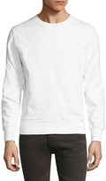 Diesel Black Gold Seria-Hawaiitiger Embroidered Crewneck Sweatshirt