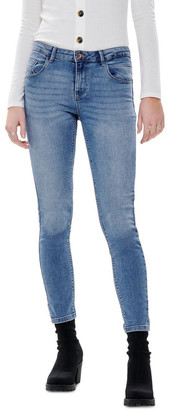 Only Daisy Pushup Skinny Jeans Lt