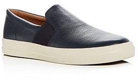 Vince Men's Caleb Leather Slip-On Sneakers - 100% Exclusive