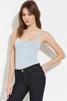 Forever 21 FOREVER 21+ Classic Knit Cami
