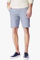 7 For All Mankind Chino Short In Light Chambray