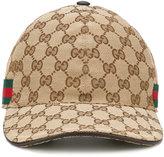 Gucci Original GG Supreme baseball cap - men - Cotton/Polyamide/Polyester - M