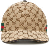 Gucci Original GG Supreme baseball cap - men - Cotton/Polyamide/Polyester - S