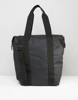 Rains City Bag In Black