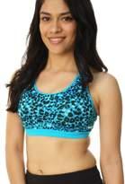 Nike Women's Pro Fierce Lotus Training Sports Bra-Large