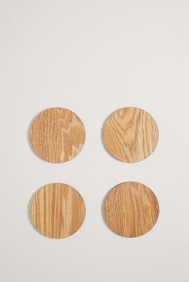 Country Road Wali Coaster Pack of 4