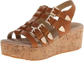 Very Volatile Women's Sunkissed Wedge Sandal