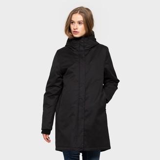 Selfhood - 77133 Women Parka Jacket Black - S