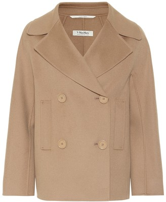 S Max Mara Connie virgin wool jacket