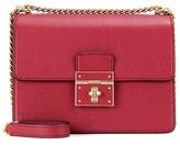 Dolce & Gabbana Rosalia leather shoulder bag