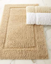 "Matouk Marcus Collection Luxury Bath Rug, 21"" x 34"""