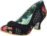 Irregular Choice Snapple Women's Mid Heel Court Shoe