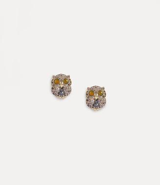 Vivienne Westwood Louisette Earrings Gold-Tone