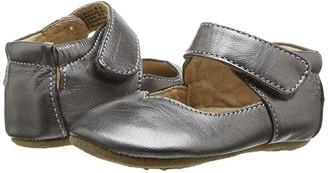 Livie & Luca Astrid (Infant) (Pewter Metallic) Girl's Shoes