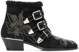 Chloé Susanna shearling boots