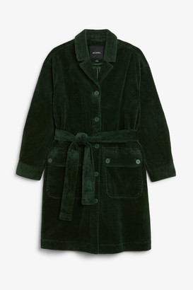 Monki Corduroy coat